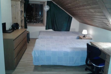 Cheaper room in sogndal - Stedje - Apartemen