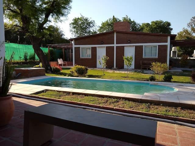 La Algarroba II - Pequeños hogares