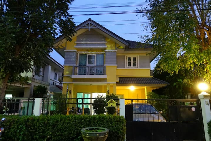 Floraville Park City - Bangkok - Huis