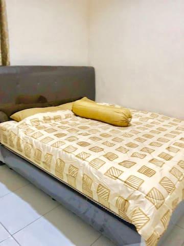 Very comfortabel bed