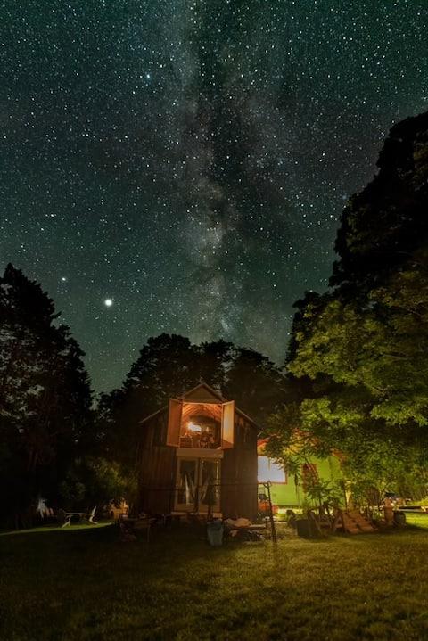 Glamping & Stargazing at Olga Farm