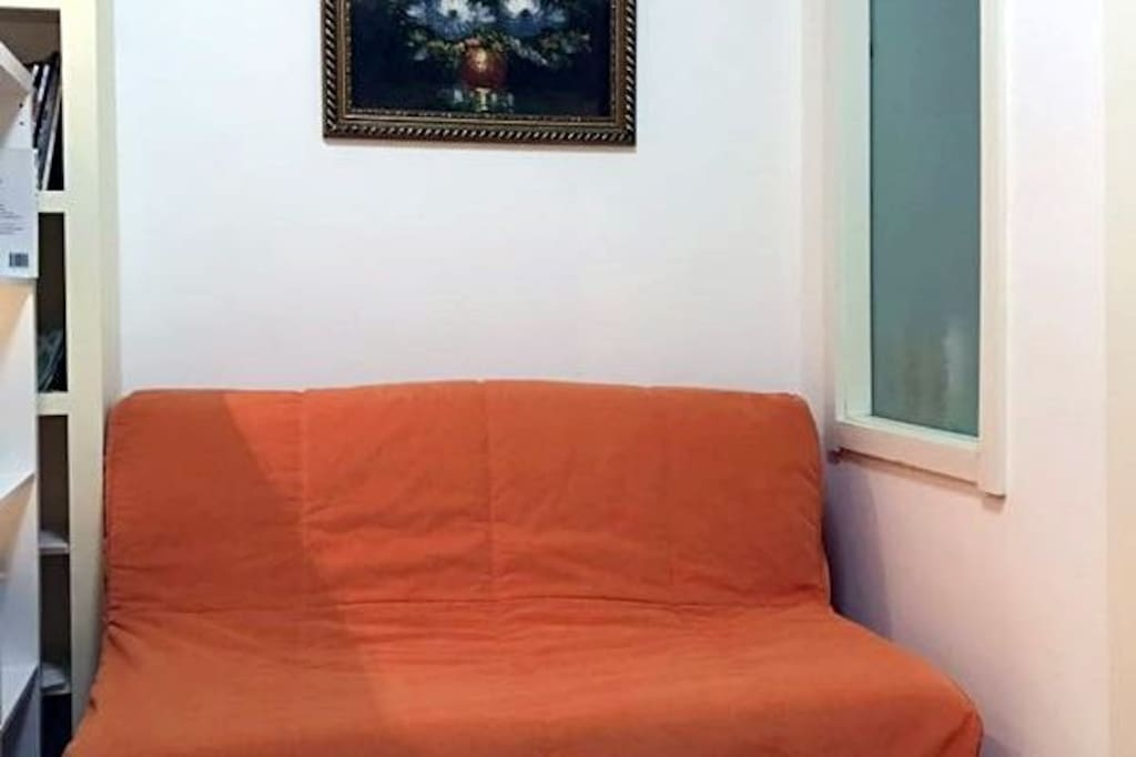 宜家家居沙发:1.5m