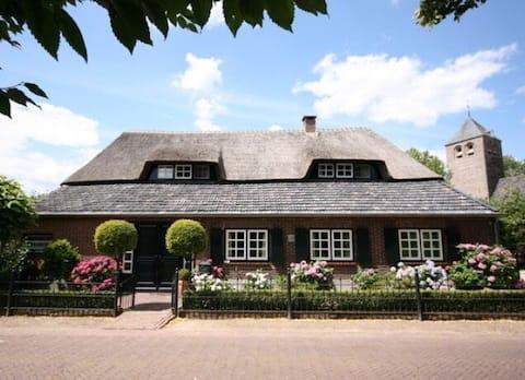 Luxe guesthouse in boerderij