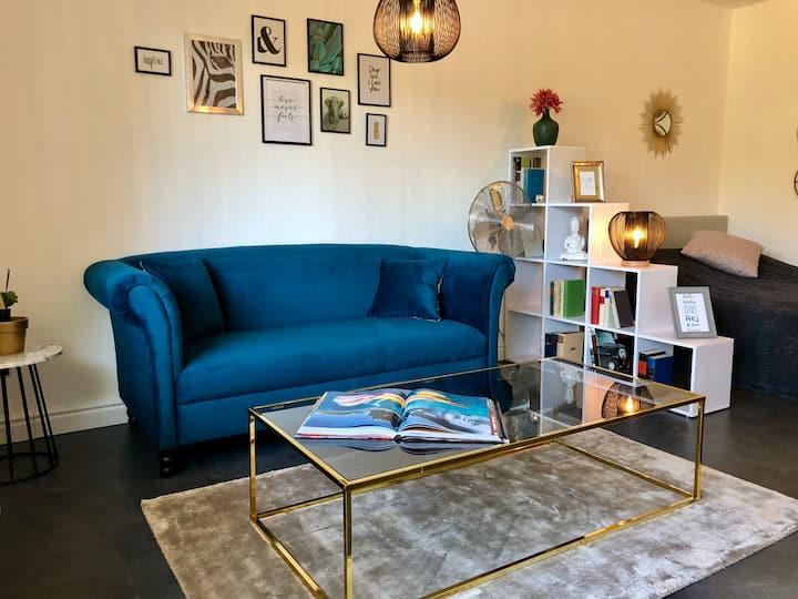 Ruhige & Moderne Wohnung in Kehl, bei Straßburg.