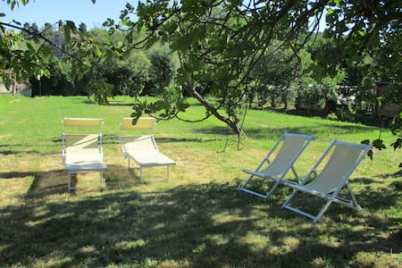 House to Cascine di Buti - between Lucca and Pisa