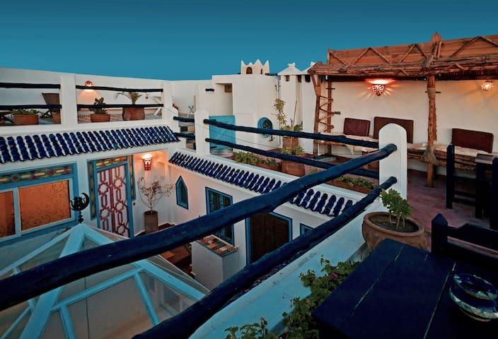 Riad Laylati - Tayri Room - 1 Bed/2 Persons