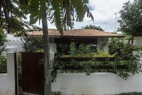 Quarto em aconchegante Casa de Praia em Jaguaribe