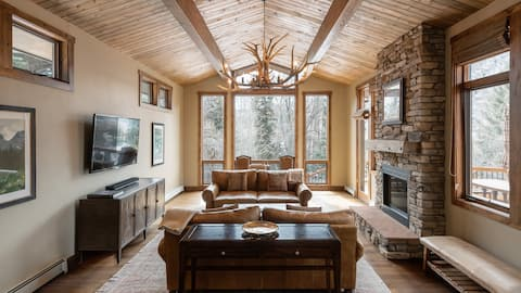 Woody Creek Chalet