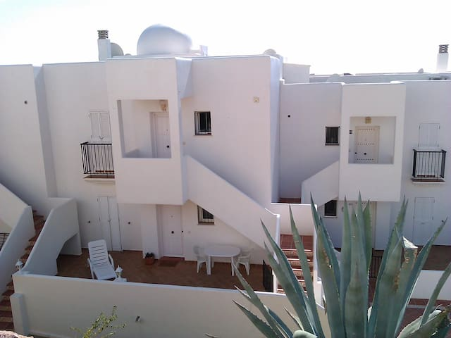 Nice apartment with roof terrace (6 people)