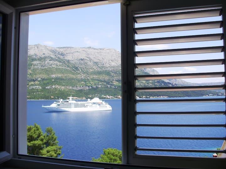 Apartment Dari 1 near Korčula