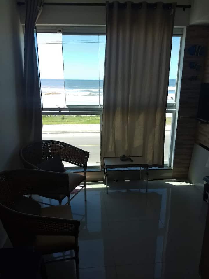 Apartamento Beira Mar Novo Completo R$ 195