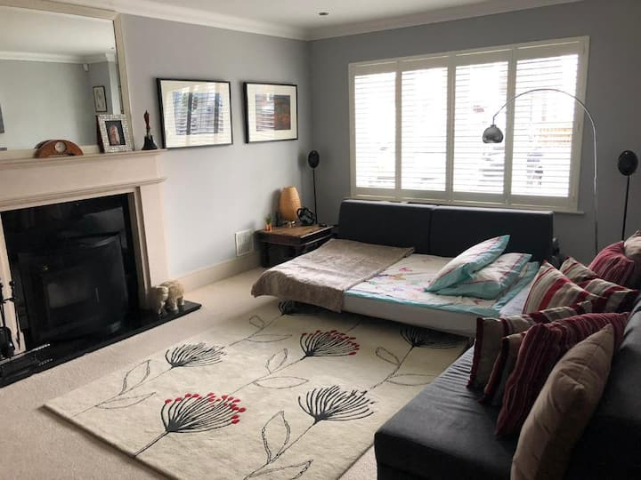 Large Private Room, Ground Floor, 5mins to station