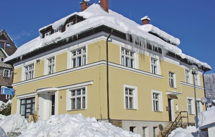 Holiday apartment with 1 bedroom on 41 m² in Rokytnice n/Jizerou