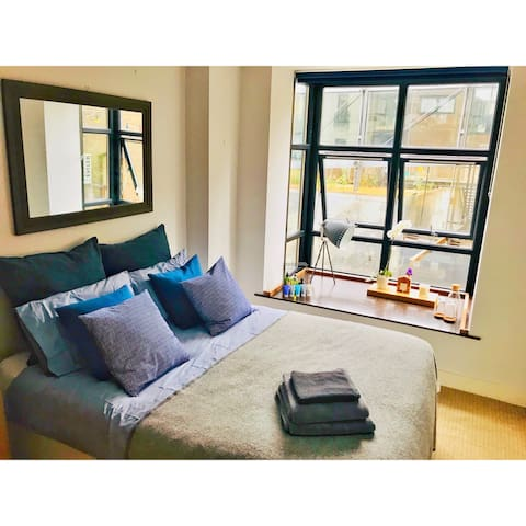 Bright Temple Bar Double Room: perfect location