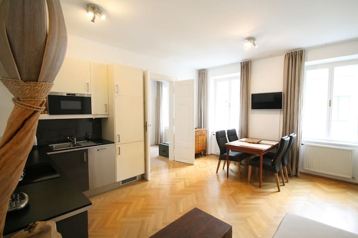 Nr 4 Apartment Biedermeier house, 1070 Vienna - Wien