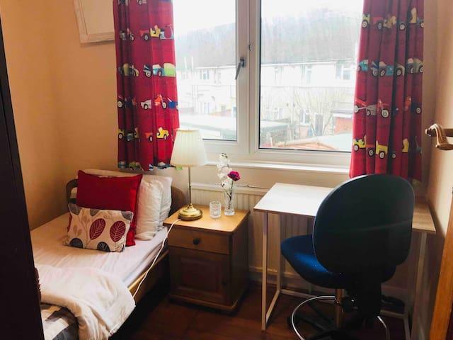 Standard Single Room@ London EXCEL