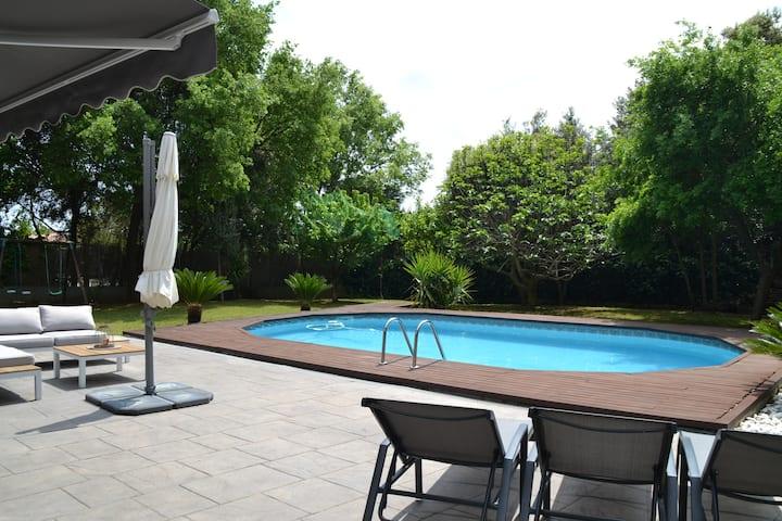 Apartamento Castell Arnau & Real Club de Golf Prat
