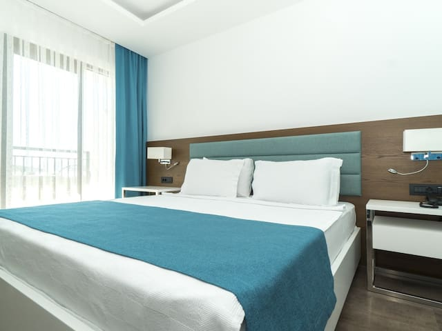 Standart Room (Sea View) - Acroter Hotel and SPA