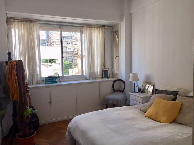 Cozy room in Recoleta