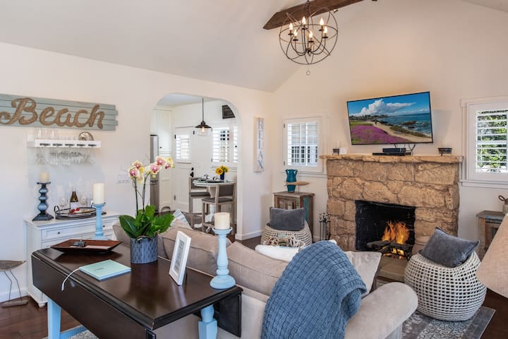 3747 Bungalow by-the-Sea ~ Charming Home with Garage, Walk to Town & Beach!
