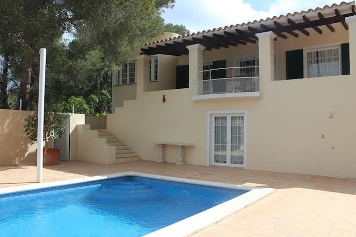 Villa cala vedella with sea views - Sant Josep de sa Talaia - Villa