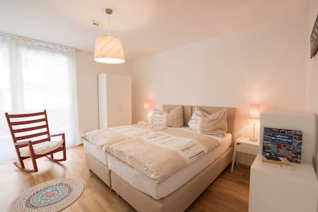 1.1 Stylisch, new apartment close to tube station - ウィーン