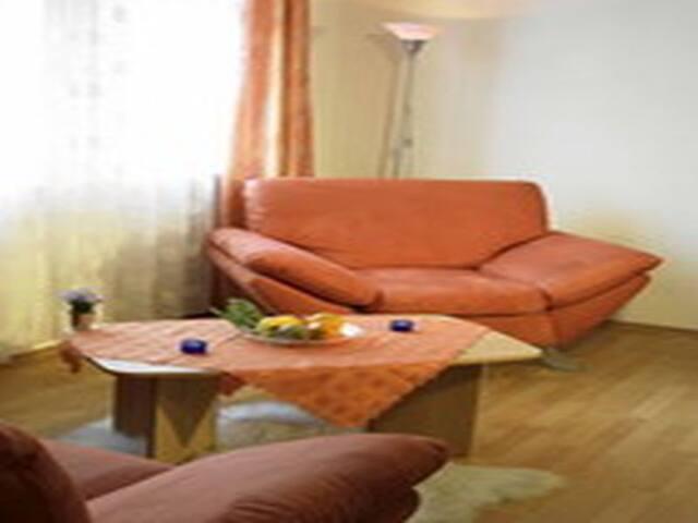 Appartementhaus BARTH, (Bad Liebenzell), Comfort-Appartement Sindy, 48qm, 1 Schlafzimmer, maximal 2 Personen