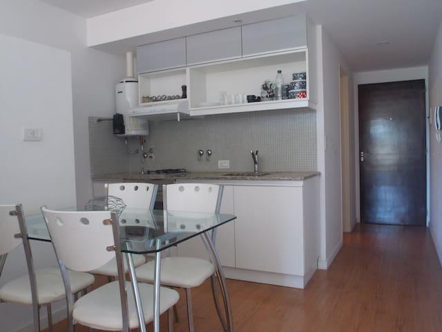 Cálido monoambiente - Cozy studio - Rosario - Appartement