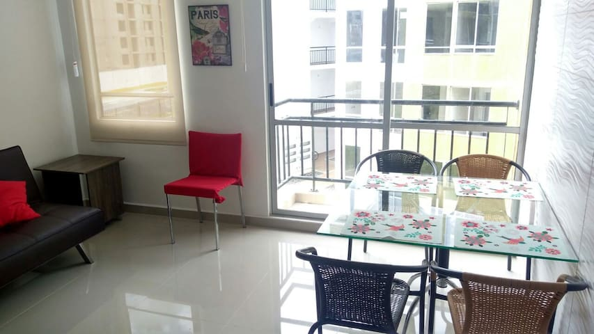 Apartamento PIEDEMONTE  Amoblado
