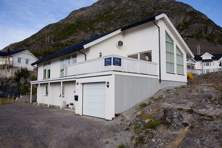 Hammerfest, Rypefjord - Rypefjord - Talo