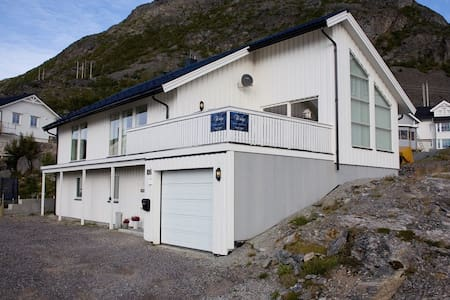 Hammerfest, Rypefjord - Rypefjord - บ้าน