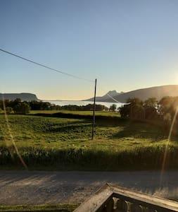 Helgelandskysten,  gode tur og fiskemuligheter.