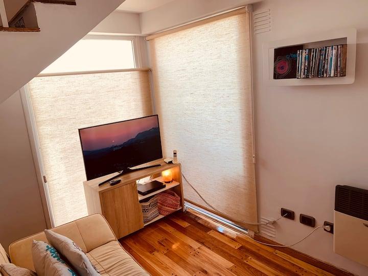 Moderno Loft a una cuadra de la Arístides c/Garaje