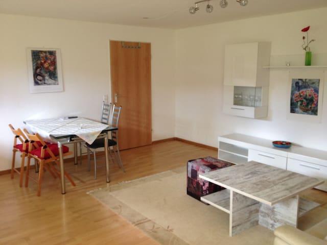 Ferienwohnung Umkirch, (Umkirch), Ferienwohnung, 40qm, 1 Schlafzimmer, max. 2 Personen