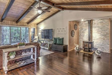 Beautiful Rustic Cabin