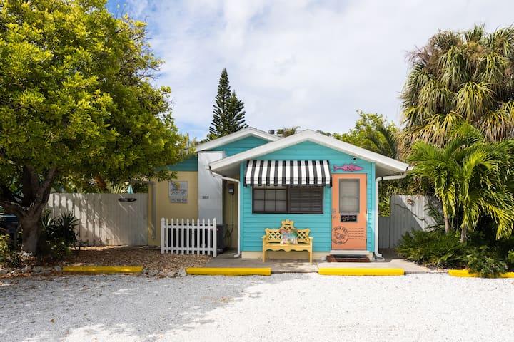Petite Maison Charmante... Prés de la plage