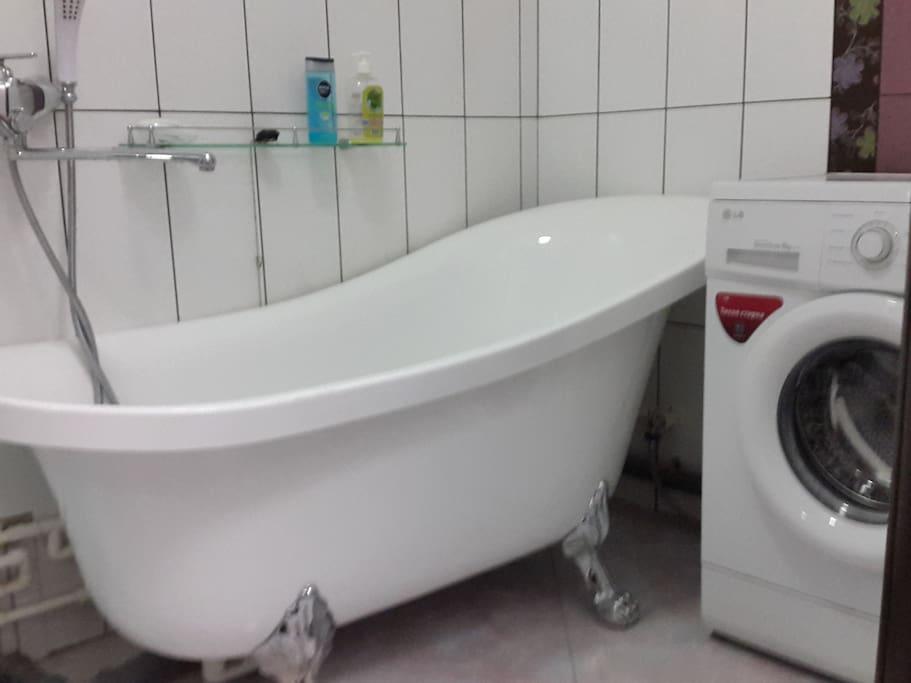 Комфортная ванна