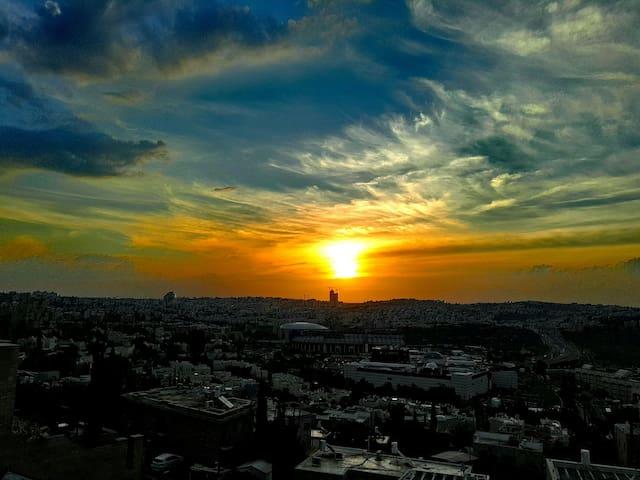 Nice apartment in Jerusalem :)