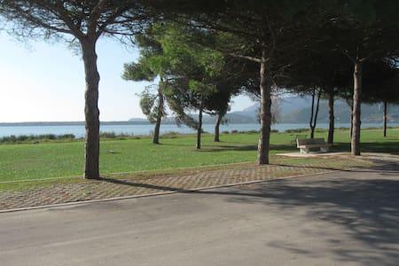 Appartamento indipendente fronte laguna - Orbetello