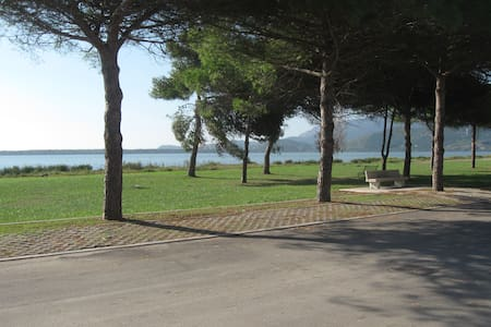 Appartamento indipendente fronte laguna - Orbetello - Apartamento