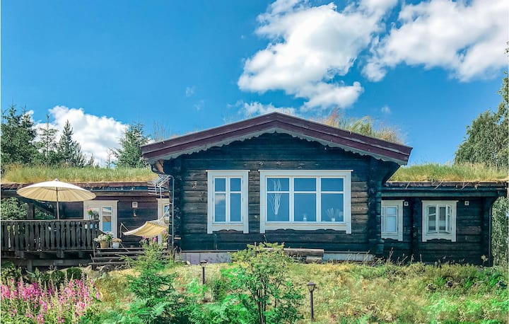 Nice home in Svarstad with Sauna and 4 Bedrooms