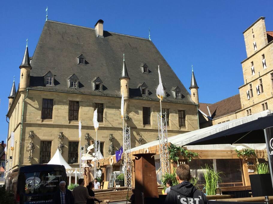 Historisches Rathaus Osnabrück
