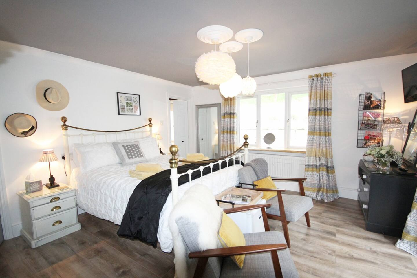 Little Mallards - Guest suites for Rent in Cornwall