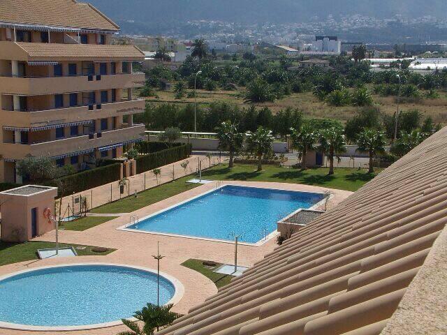 Apto Urb privada Denia - Denia - Apto. en complejo residencial
