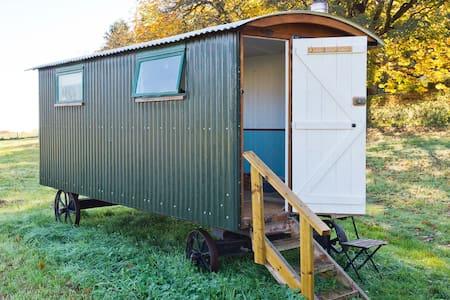 Apple Shepherd Hut