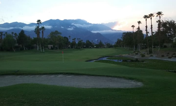 Best Value Luxury Palm Springs Golf Condo