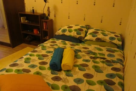 Private and cosy room with balcony near the city - Tiskre
