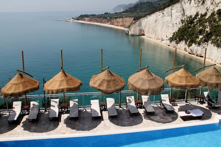 Double Room with sea view - Mattinata