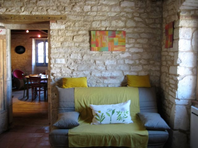 Charmante maison de village à 10 km d'Albi. - Cagnac-les-Mines - House