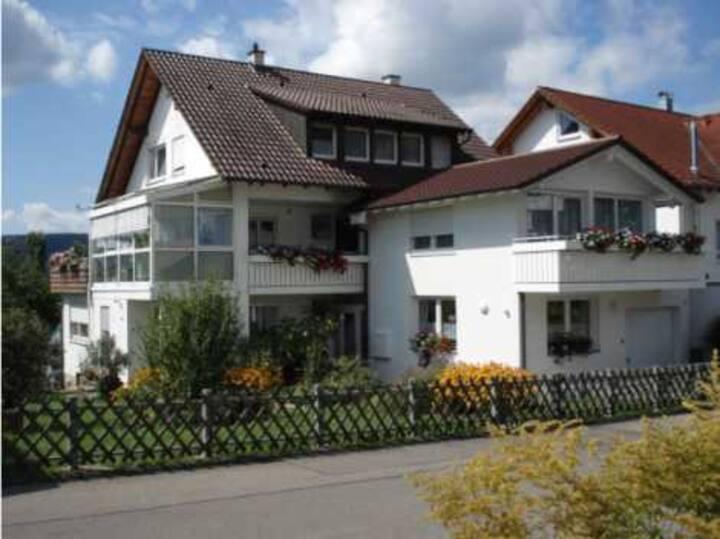 Haus Blütenzauber, (Sipplingen), Ferienwohnung Sonnenblume, 50 qm, 1 Schlafzimmer, max. 2 Personen